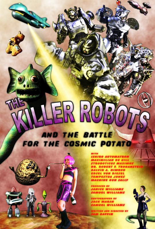 Killer Robots Band The Killer Robots on Facebook